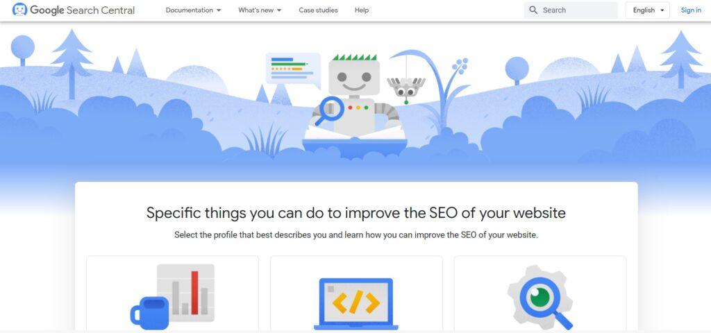 Google Search SEO Tips - BenjaminOgden.com